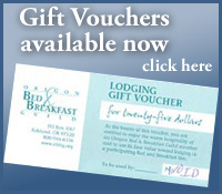 Use the button on the right side of the blog to order OBBG Lodging Gift Vouchers