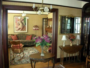 Come home to comfort after seeing Portland Oregon museums at A Painted Lady Inn