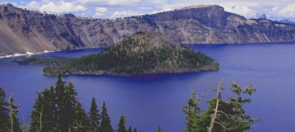 Crater Lake Lodging