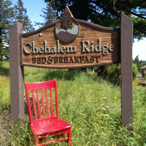 Chehalem Ridge B&B
