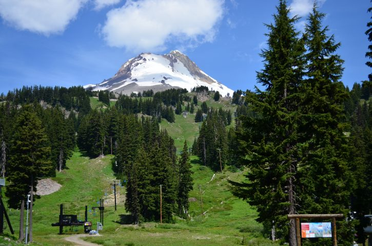 Summer Adventures Oregon Ski Areas