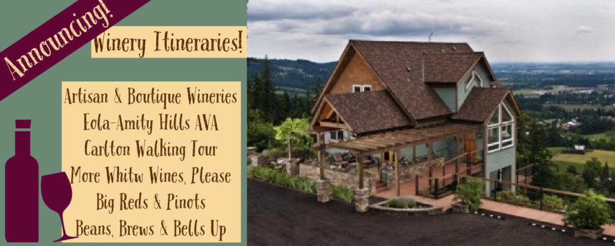 Winery Itinerary Tour Service
