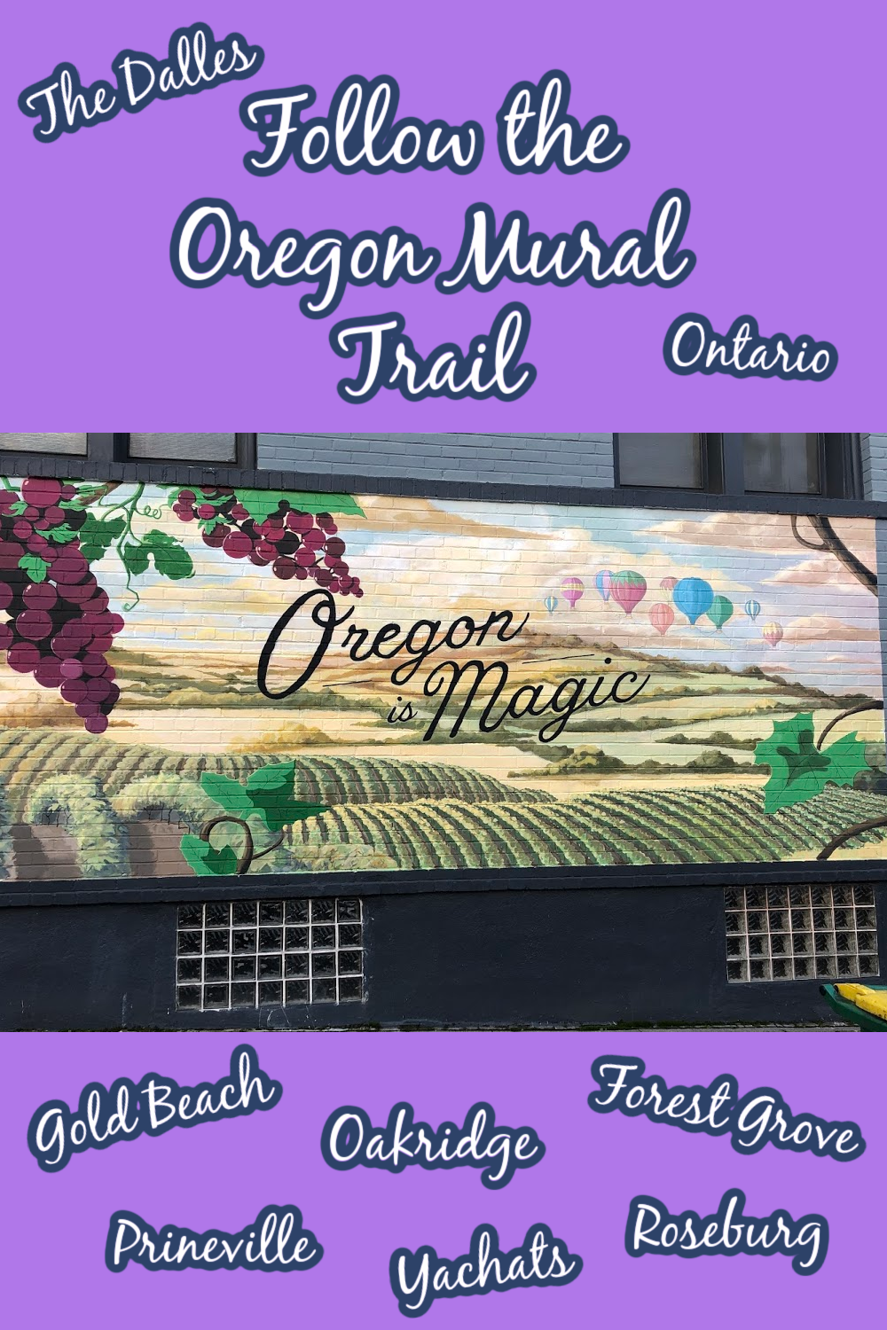 Oregon Mural Trail