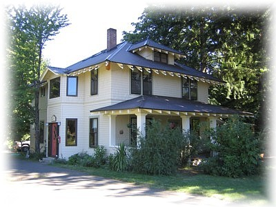 The Old Parkdale Inn Bed and Breakfast near Mt Hood Oregon